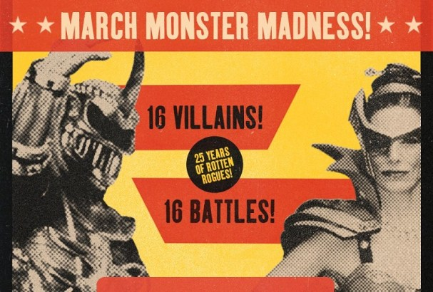 Power Rangers' March Monster Madness Announced