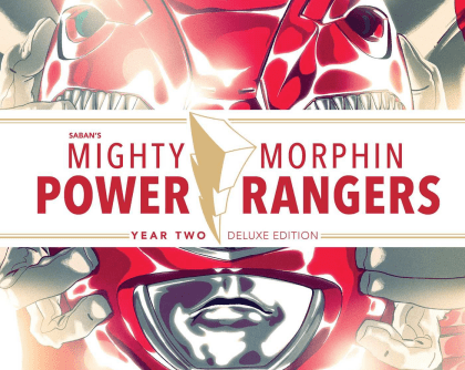 Mighty Morphin Power Rangers Year Two Deluxe Edition Announced