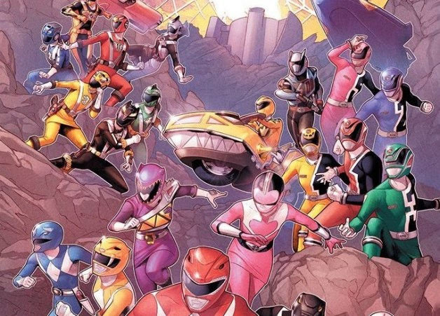 Mighty Morphin Power Rangers Issue #29 Details