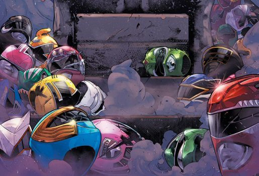 Mighty Morphin Power Rangers Issue #30 Details