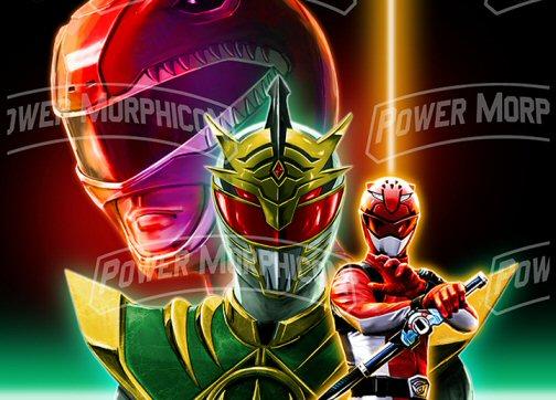 Official Power Morphicon 6 Artwork Revealed