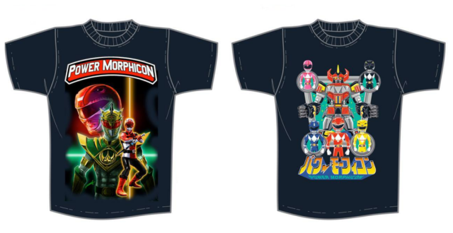 Power Morphicon 6 Shirts, Hoodies Revealed