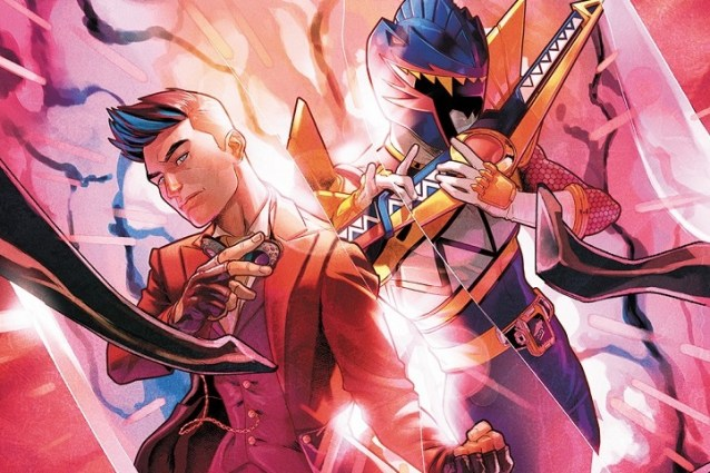 Mighty Morphin Power Rangers Issue #35 Details