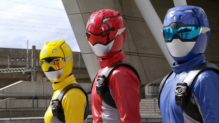 Power Rangers Beast Morphers To Have 22 Episodes - Power