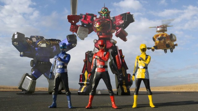 New Power Rangers Beast Morphers Episode Titles