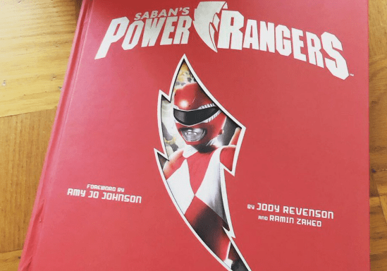 REVIEW: Power Rangers: The Ultimate Visual History