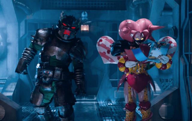 Sledge, Legendary Ranger Return For Super Ninja Steel Christmas Special