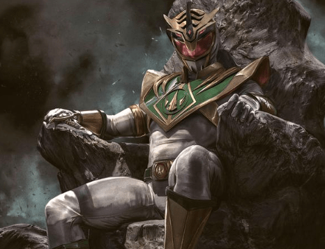 Lineage Studios' Power Rangers Artwork Revealed