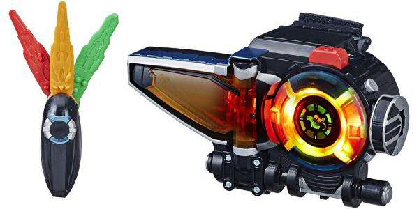 Hasbro Reveals Beast-X Morpher Toy