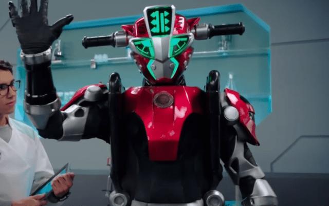 Kelson Henderson Returns For Power Rangers Beast Morphers
