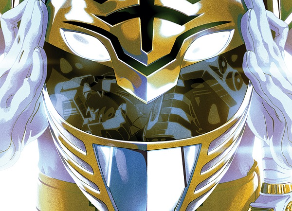 Mighty Morphin Power Rangers Issue #40 Details