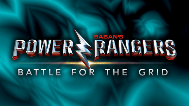 Power Rangers: Battle For The Grid Running Roster