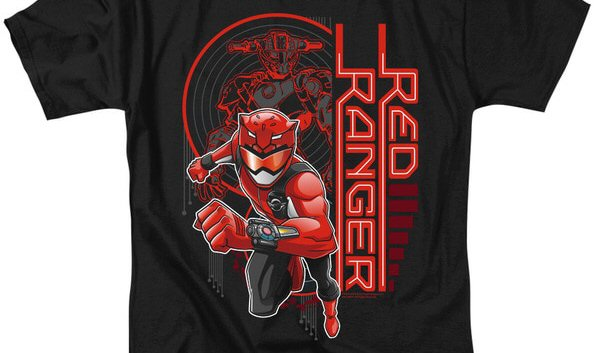 Power Rangers Beast Morphers T Shirts Released Power Rangers Now