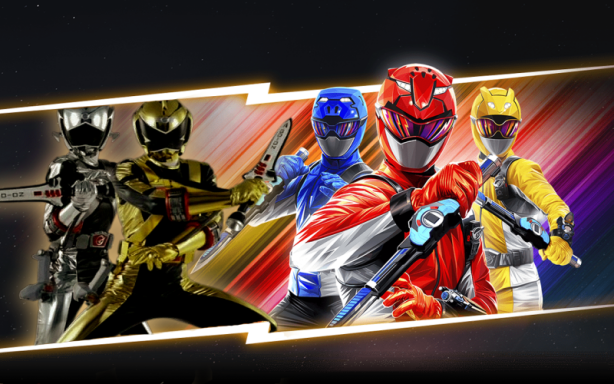 Power Rangers Beast Morphers To Team Up With RPM