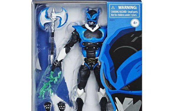 Psycho Blue Ranger Lightning Collection Figure Revealed