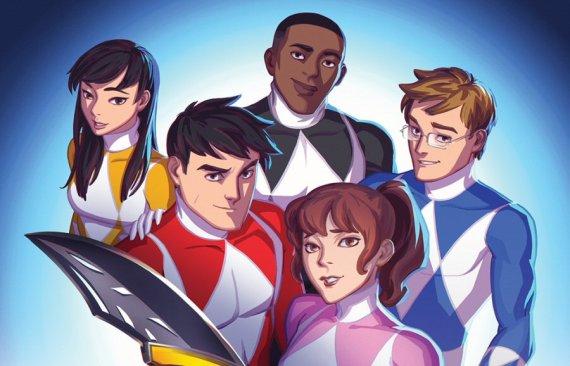 Saban's Go Go Power Rangers Issue #26 Details