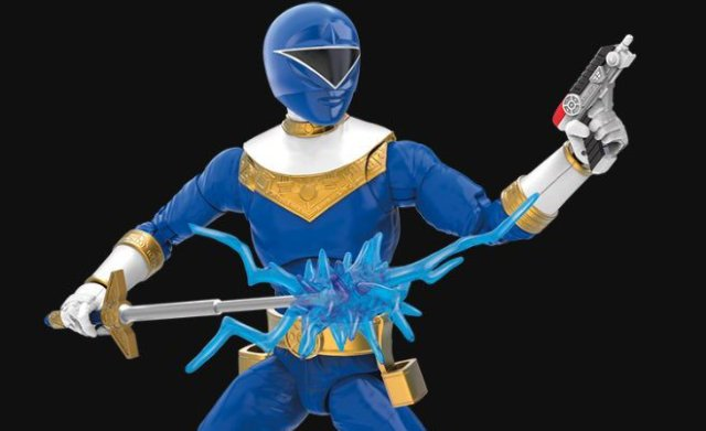 Power Rangers Lightning Collection Wave 4 Revealed
