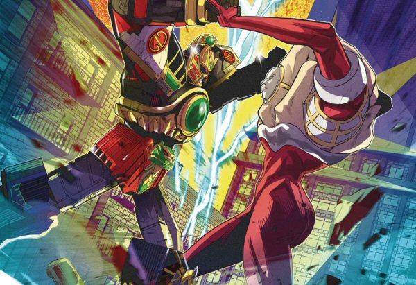 Saban's Go Go Power Rangers Issue #27 Details