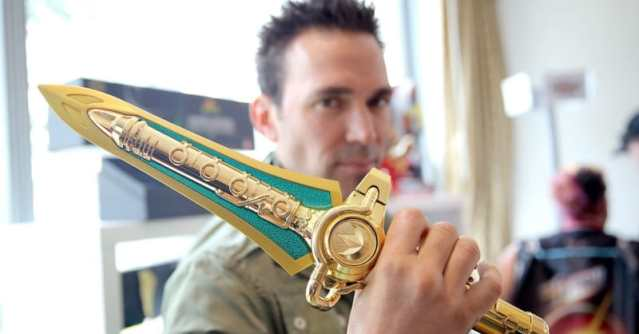 Jason David Frank Coming To Power Morphicon 2020
