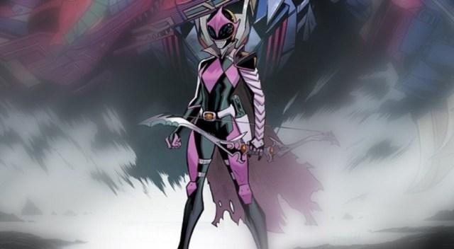 Ranger Slayer Origin Comic Announced