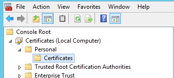 How to use PowerShell to find specific SSL server certificate