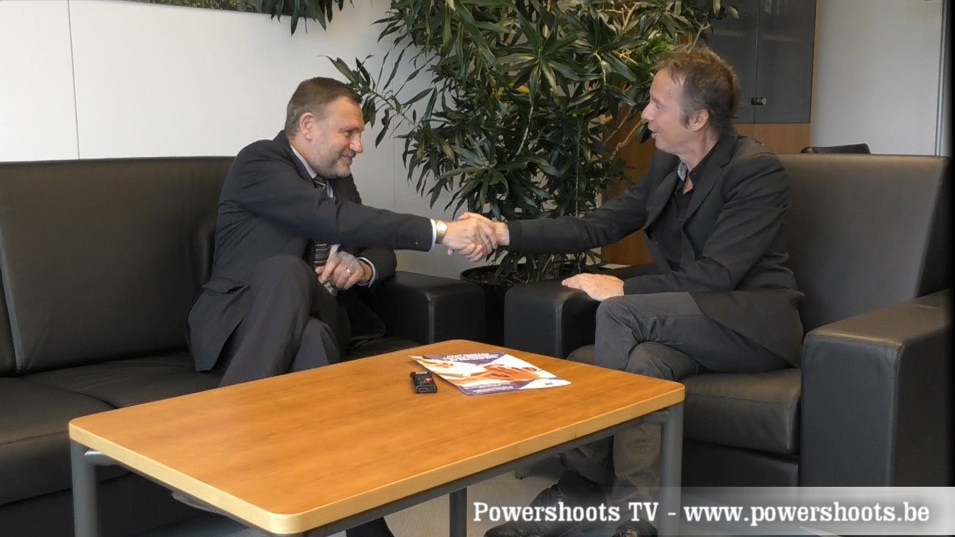 Michael Schneider on Powershoots TV