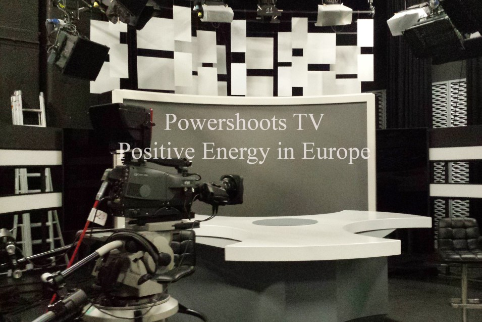 "POWERSHOOTS TV ""Positive Energy in Europe"""