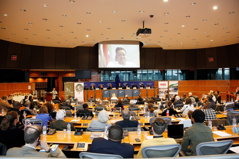 FACE - Conference - European Parliament