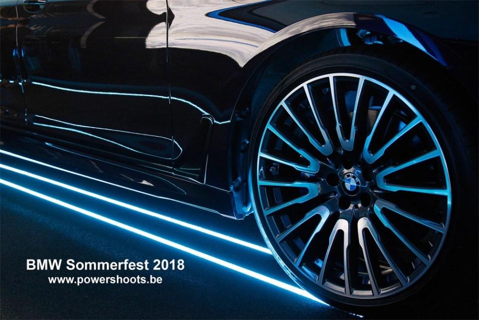 BMW Sommerfest 2018
