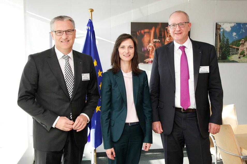 DEKRA - Europen Commission - High Level Meeting 2018