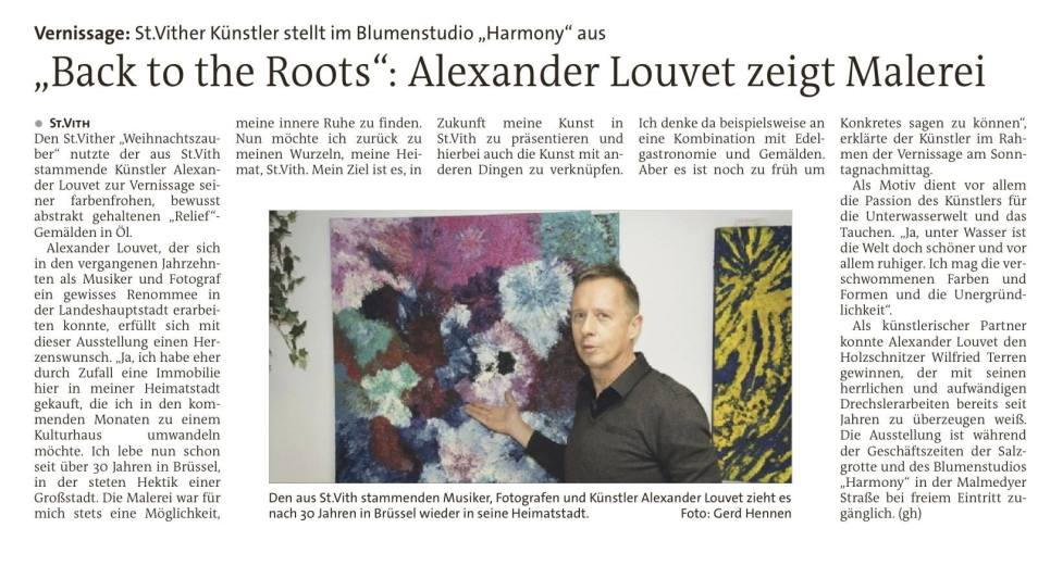 Powershoots Art-Gallery : In the Press