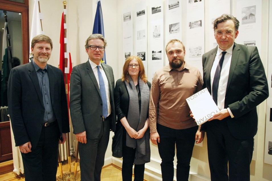 "Steiermark Büro Opening Exhibition ""YOSTAR"" 2019"