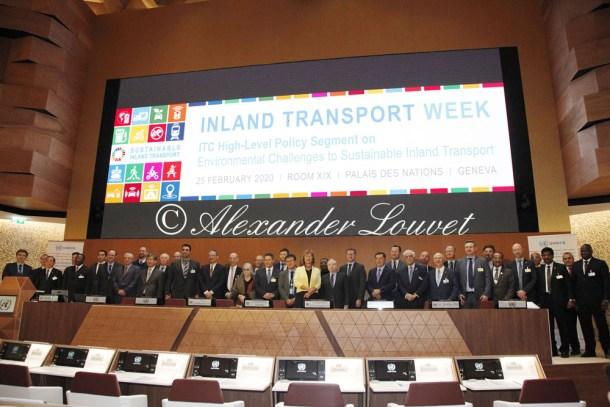 UNITED NATIONS - ITC -  Geneva