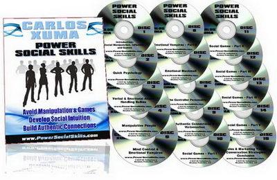PowerSocialSkills Full - Carlos Xuma - Power Social Skills