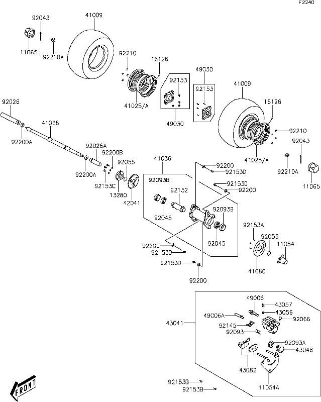 Diagram Kawasaki Kfx 80 Wiring Diagram Diagram Schematic Circuit