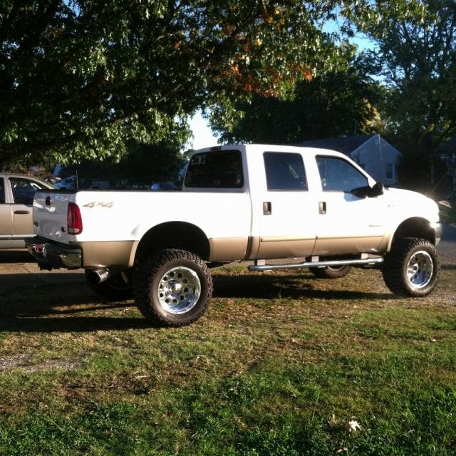 5 inch exhaust ford powerstroke