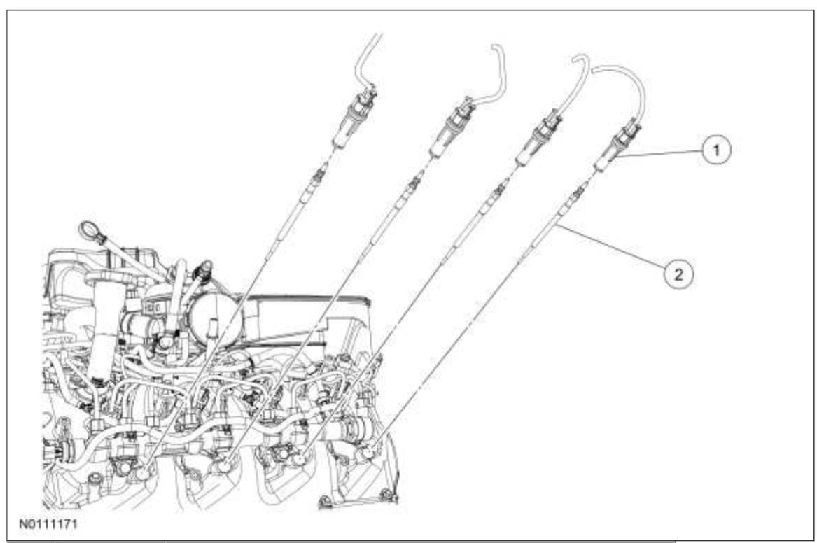 6 6 Duramax Glow Plug Location