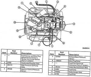 Pinout diagram for 97 cali?  Ford Powerstroke Diesel Forum