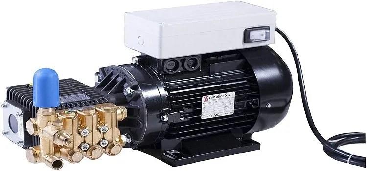 sample pressure washer motor