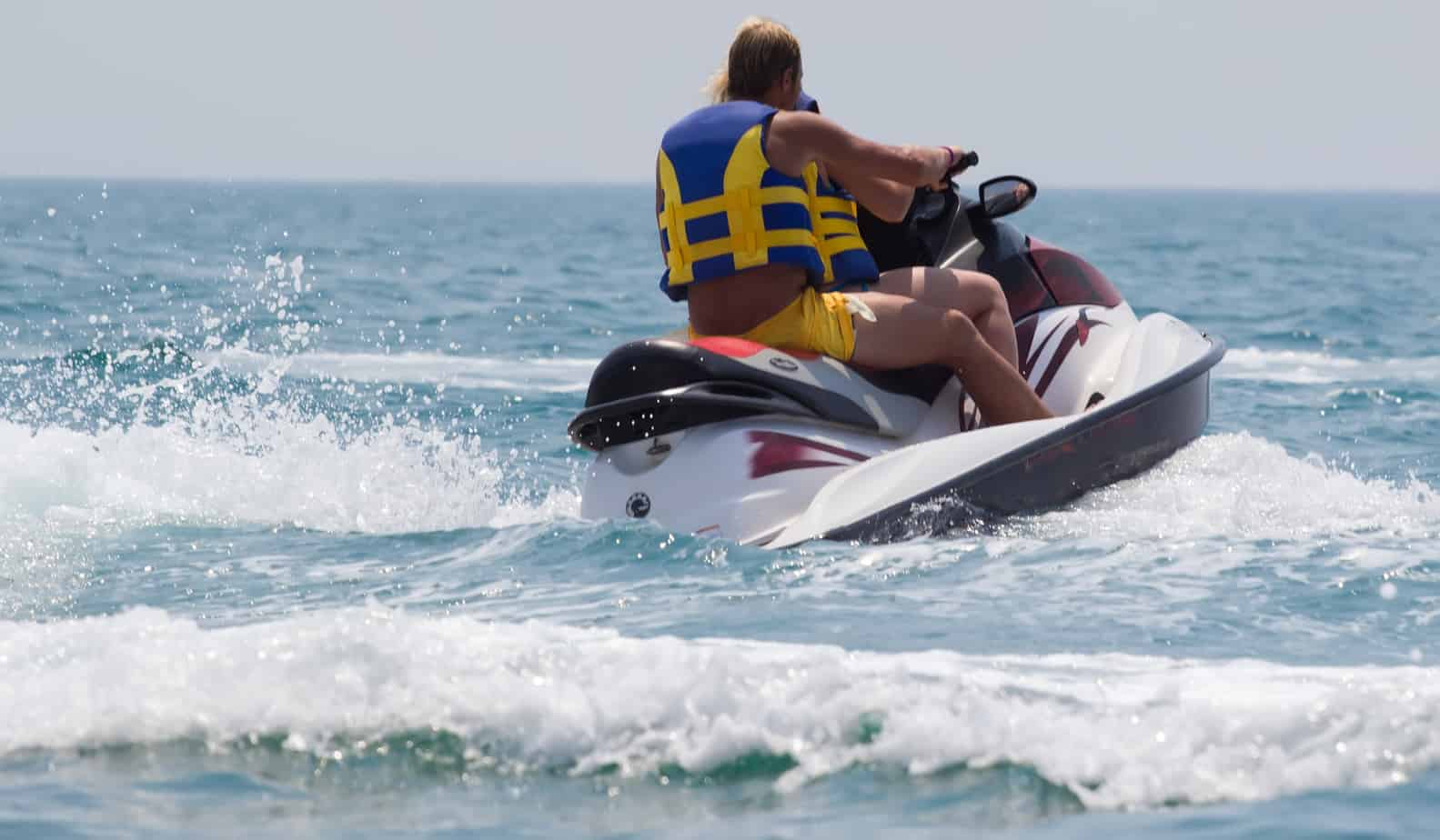 5 Reasons why your Jet Ski Battery is Dying