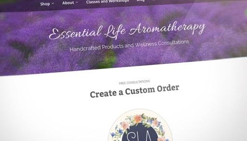 Essential Life Aromatherapy