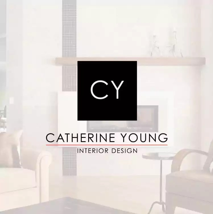 Catherine Young Interior Design Logo