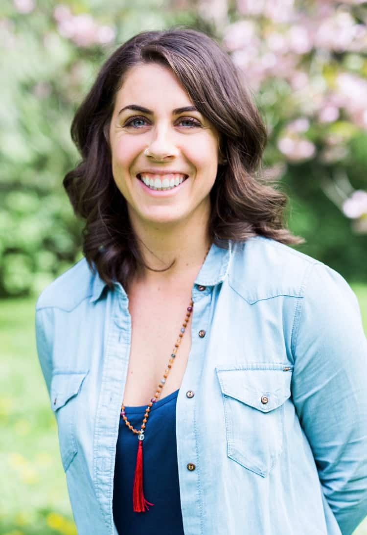 Rachelle Girardin, Holistic Nutritionist, Chef and CEO