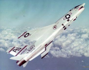 RF-8 Climbing