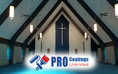 Thank You To Pro Coatings Unlimited (PCU)