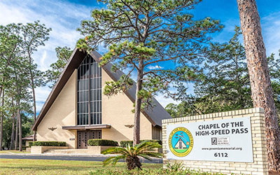 Cecil Field chapel receives landmark designation