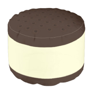 Cute Ice Cream Sandwich