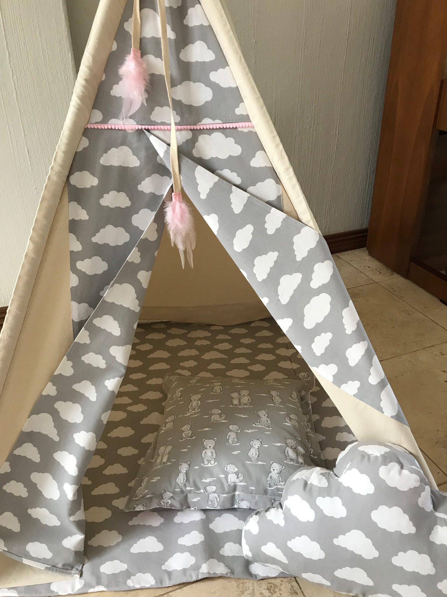 matching quilts for teepees in Cape Town