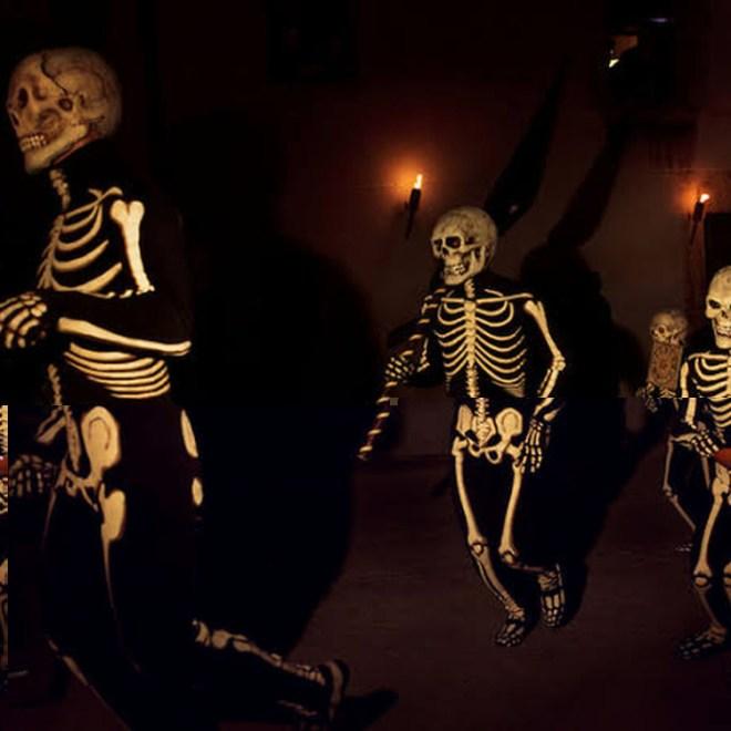 Death Dance in Spain