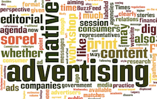 Federal Trade Commission will put native advertising under the microscope Wednesday